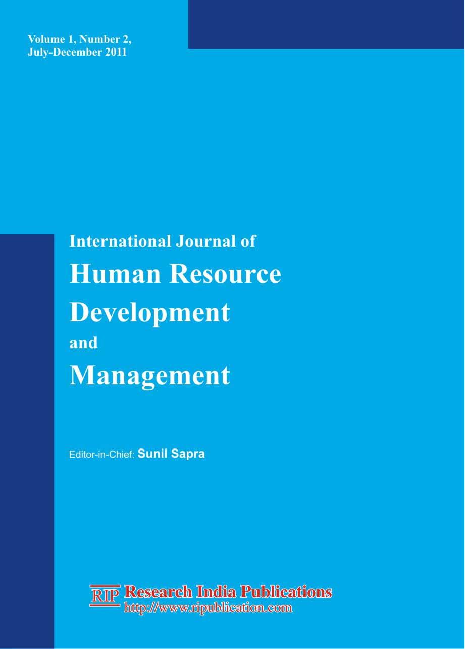 peer reviewed journal articles human resources